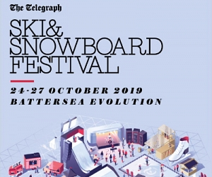 London - Telegraph Ski and Snowboard Festival